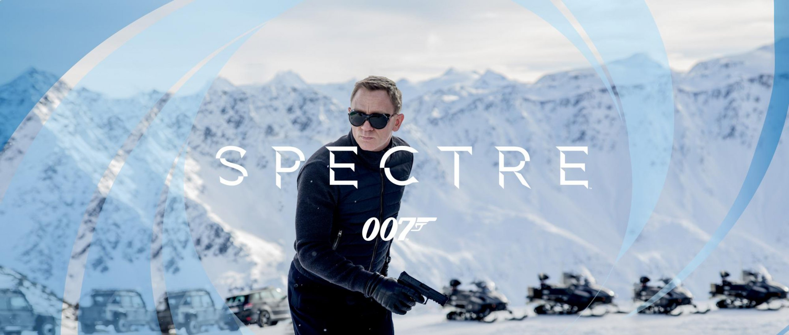 Offizieller James Bond Trailer
